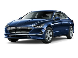 2020 Hyundai Sonata Sedan Stormy Sea