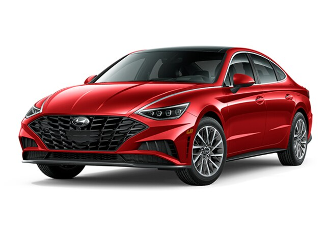 New 2020 Hyundai Sonata Limited Sedan in St. Louis, MO