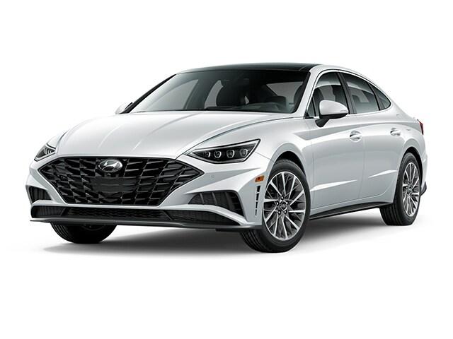 2020 Hyundai Sonata Limited Car