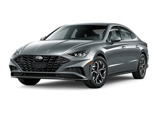 2020 Hyundai Sonata SEL w/Bluelink & Htd.Seats Sedan