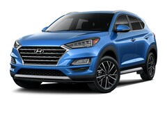 New 2020 Hyundai Tucson Limited in Glen Burnie