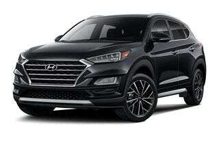 New 2020 Hyundai Tucson Limited SUV in Baltimore, MD