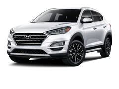 New 2020 Hyundai Tucson Limited SUV for sale in Knoxville, TN