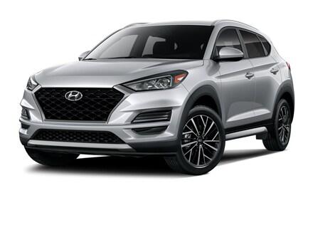 2020 Hyundai Tucson SEL Front-wheel Drive