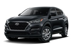 New 2020 Hyundai Tucson SE SUV in Hackettstown, NJ