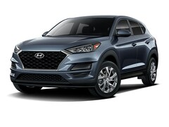 New 2020 Hyundai Tucson SE SUV B20162651 for Sale near Miamisburg, OH, at Superior Hyundai of Beavercreek