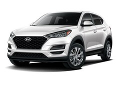 2020 Hyundai Tucson SE SUV for Sale in St Paul, MN at Buerkle Hyundai