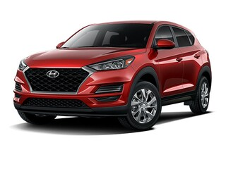 New 2020 Hyundai Tucson SE SUV LU238291 in Winter Park, FL