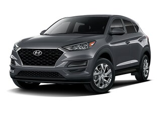 New 2020 Hyundai Tucson SE SUV LU239077 in Winter Park, FL