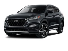 New 2020 Hyundai Tucson Sport SUV for sale in Knoxville, TN