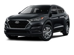 New 2020 Hyundai Tucson Value SUV in Somerset, KY