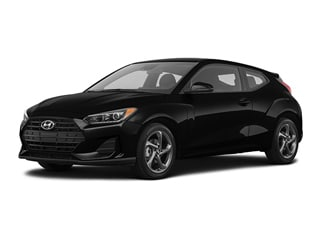 2020 Hyundai Veloster Hatchback Ultra Black