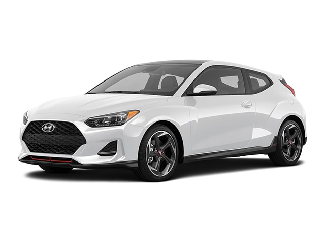 2020 Hyundai Veloster Turbo Hatchback