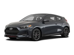 New 2020 Hyundai Veloster Turbo Ultimate Hatchback in Saint Peters MO