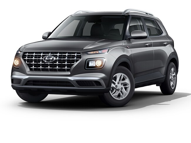 New 2020 Hyundai Venue SEL SUV Concord, North Carolina