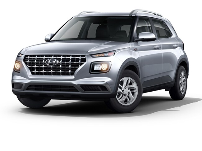 New 2020 Hyundai Venue SEL SUV Near Chicago