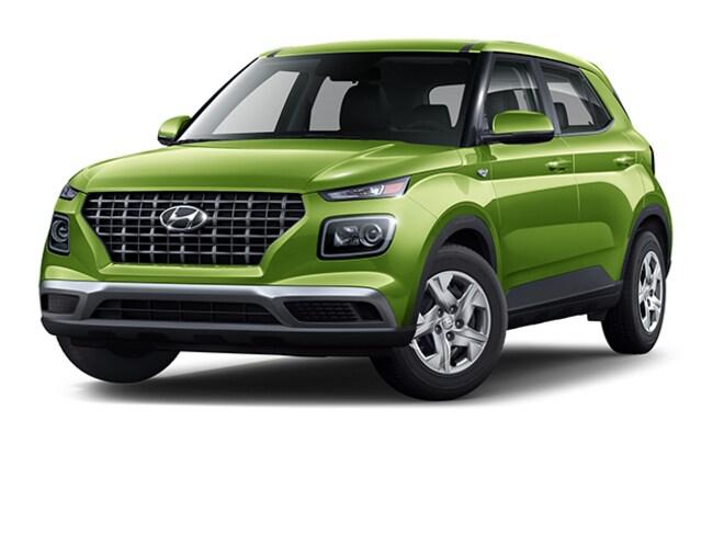 New 2020 Hyundai Venue SE SUV Waipahu, Hawaii