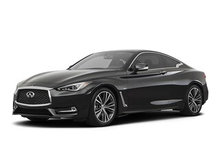 2020 INFINITI Q60 LUXE Coupe