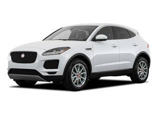 2020 Jaguar E-PACE SUV Yulong White