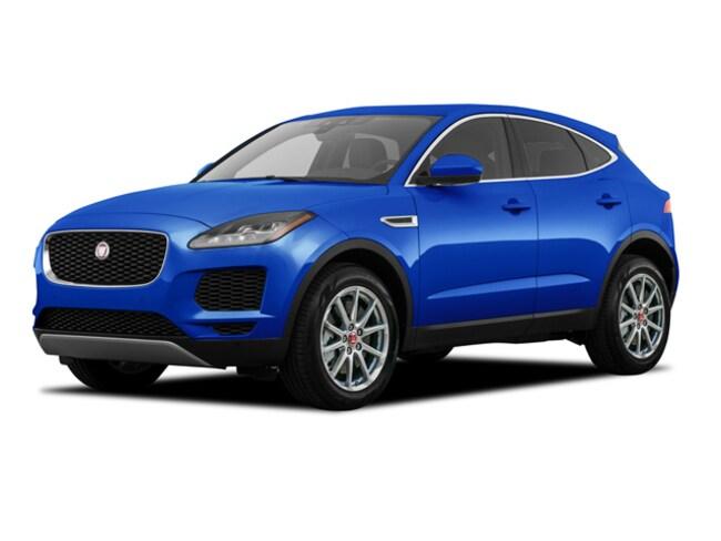 New 2020 Jaguar E-PACE SUV Sudbury MA
