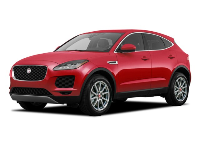 New 2020 Jaguar E-PACE Base SUV For Sale/Lease El Paso, Texas