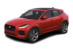2020 Jaguar E-PACE Checkered Flag Edition P250 AWD Checkered Flag Edition