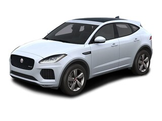 New 2020 Jaguar E-PACE Checkered Flag Edition SUV in Thousand Oaks, CA