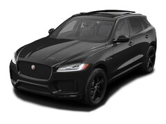 New 2020 Jaguar F-PACE Checkered Flag SUV LA660718 for sale in Huntsville, AL