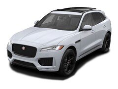 New 2020 Jaguar F-PACE Checkered Flag SUV LA660323 for sale in Huntsville, AL