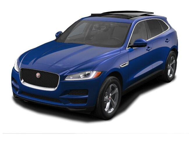 New 2020 Jaguar F-PACE Premium SUV For Sale Near Boston Massachusetts