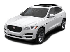 New 2020 Jaguar F-PACE 25t Premium SUV SADCJ2FX8LA629129 for Sale in Cherry Hill