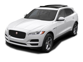 New 2020 Jaguar F-PACE 25t Premium SUV in Houston