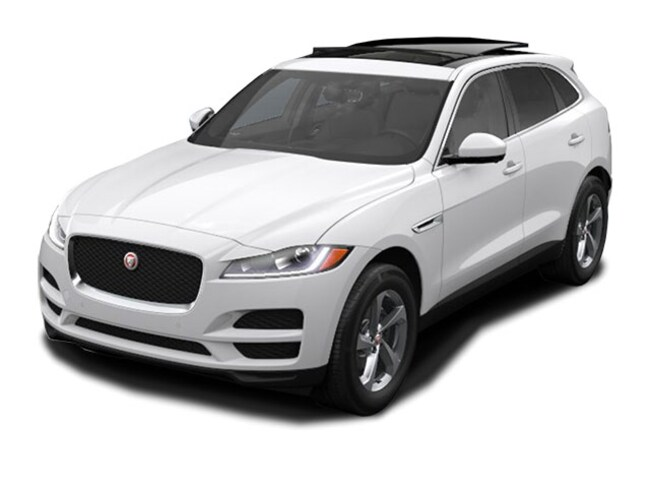 New 2020 Jaguar F-PACE 25t Premium Sport Utility in Thousand Oaks, CA