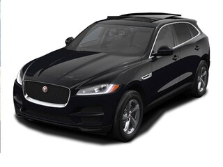 Used 2020 Jaguar F-PACE 25t Premium Sport Utility in Thousand Oaks, CA