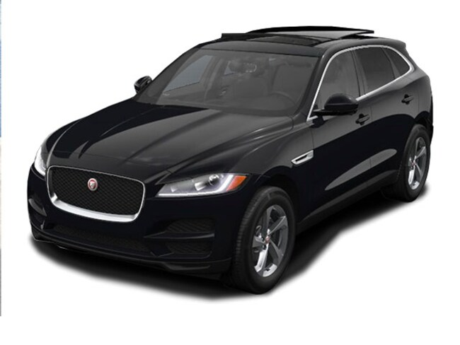 New 2020 Jaguar F-PACE 25t Premium AWD SUV in Exeter, NH