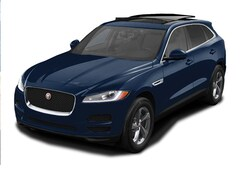 New 2020 Jaguar F-PACE Premium SUV SADCJ2FX1LA631708 for Sale in El Paso, TX