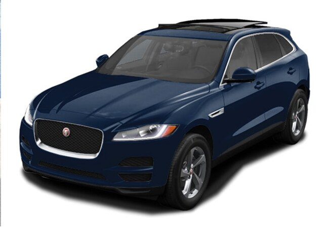 New 2020 Jaguar F-PACE Premium SUV For Sale/Lease El Paso, Texas