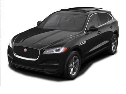 Used 2020 Jaguar F-PACE 25t Premium SUV in Houston