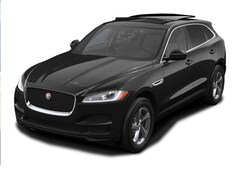 New 2020 Jaguar F-PACE Premium SUV for sale in Tulsa, OK