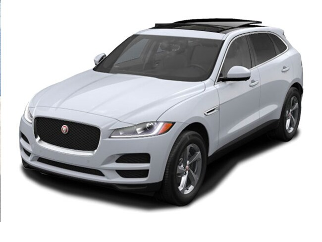 New 2020 Jaguar F-PACE Premium SUV in Troy