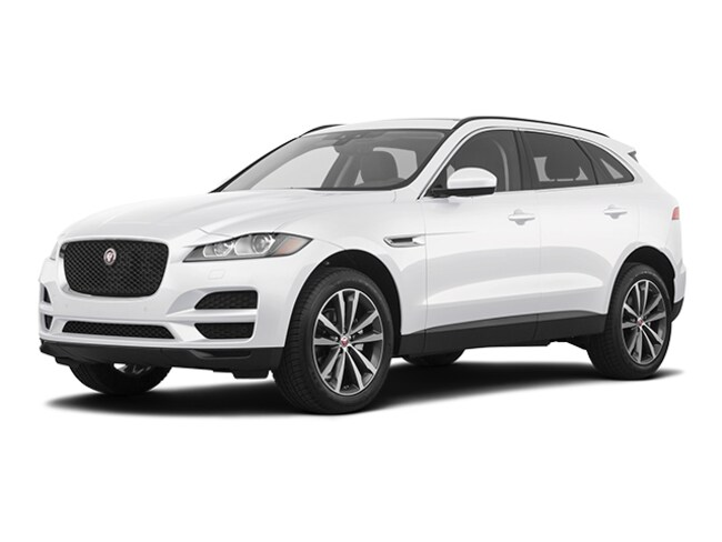 New 2020 Jaguar F-PACE 25t Prestige SUV in Troy