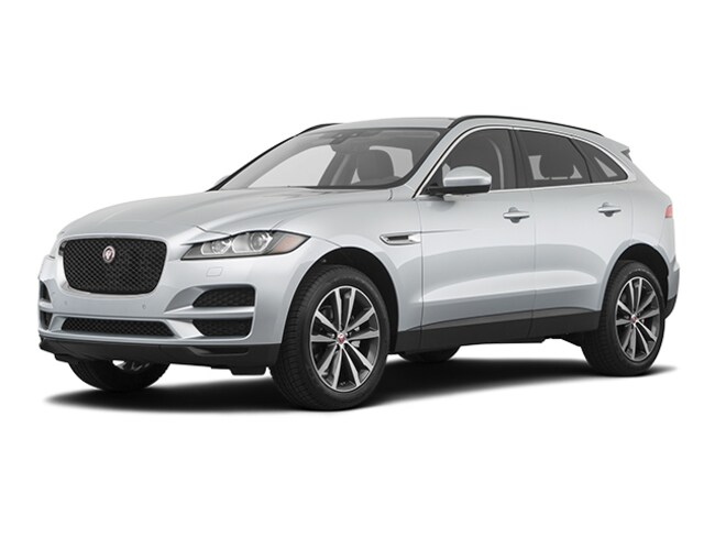 New 2020 Jaguar F-PACE 25t Prestige AWD SUV in Exeter, NH