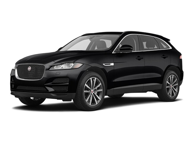 New 2020 Jaguar F-PACE Prestige SUV in Thousand Oaks, CA