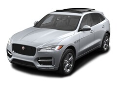 New 2020 Jaguar F-PACE 25t R-Sport SUV SADCL2FX3LA639769 for Sale in Cherry Hill