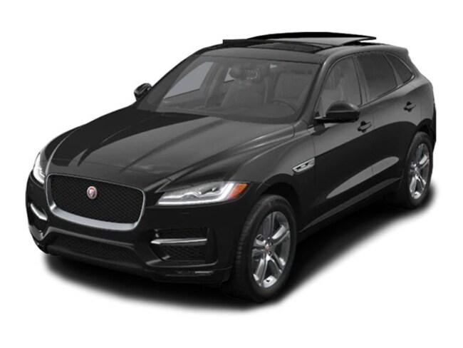 2020 Jaguar F-PACE R-Sport SUV
