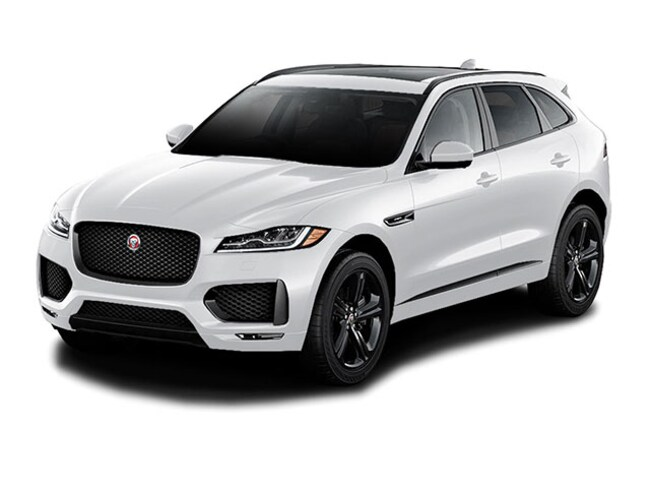 New 2020 Jaguar F-PACE 300 Sport SUV in Troy