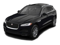 New 2020 Jaguar F-PACE Portfolio SUV near Boston