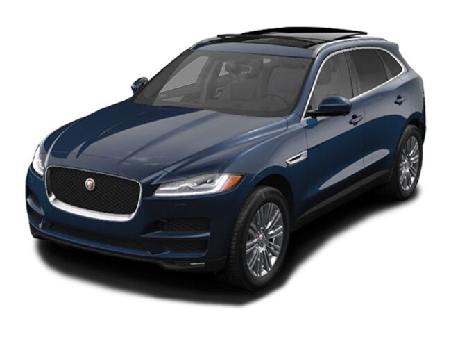 2020 Jaguar F-PACE 30t Portfolio SUV