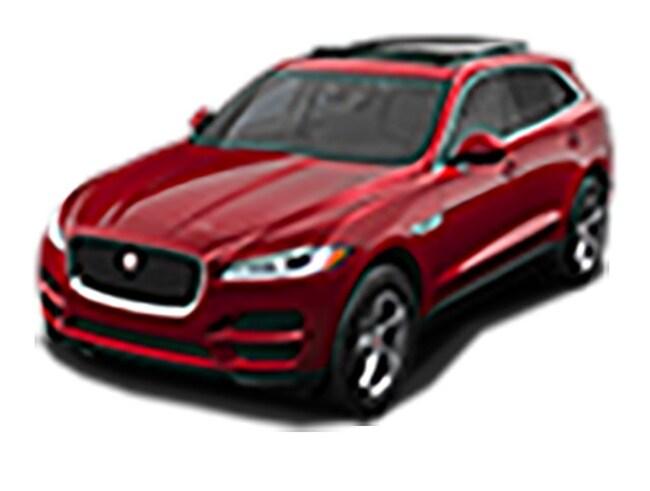 2020 Jaguar F-PACE 30t Premium SUV