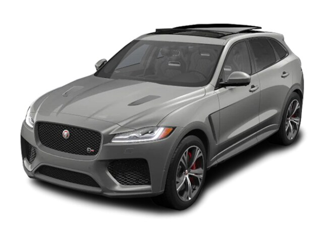 New 2020 Jaguar F-PACE SVR SUV For Sale In Solon, Ohio